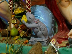 Ganesha Reittier
