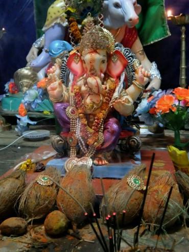 Kleiner Ganesha