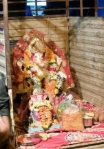 Ganesha ist verstaut