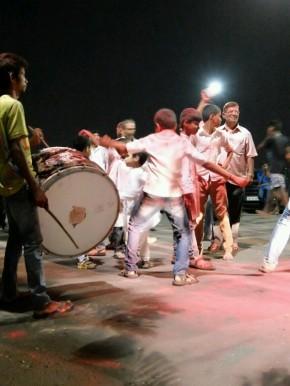 Rhythmus und Tanz