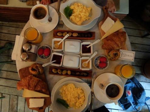 Frühstückskunst