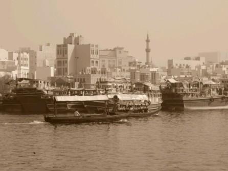 Hafen in Bur Dubai