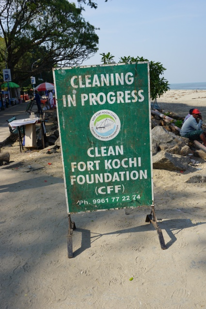 Clean Fort Cochi Foundation